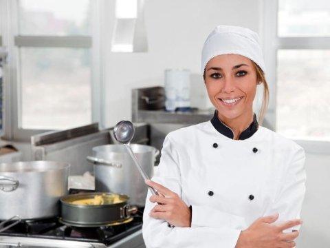 contatta lo chef
