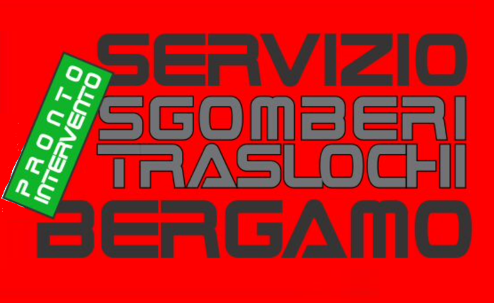 S.O.S. SERVICE SGOMBERI BERGAMO  - LOGO