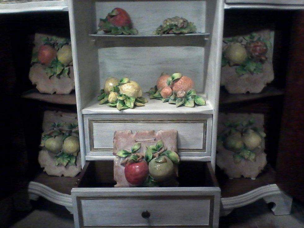 Frutta in terracotta