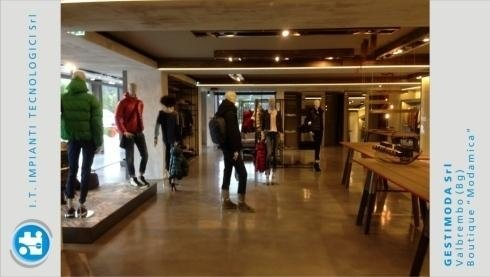 "Gestimoda srl – Valbrembo (Bg) - Boutique ""Modamica"""