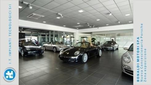 Bonaldi Motori Spa – Nuova Concessionari Porsche – Esterno