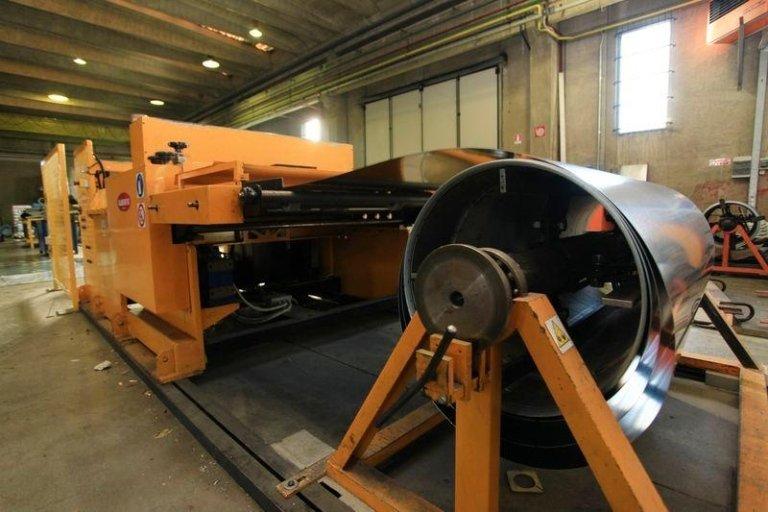 industrie de transformation des métaux milano