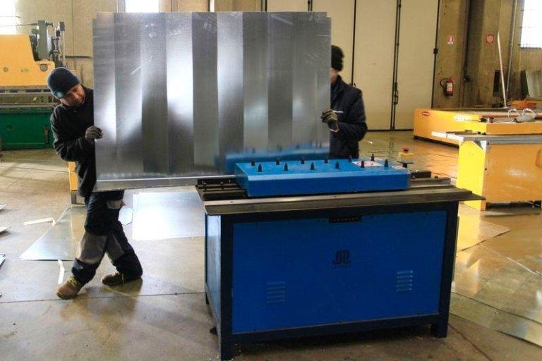 charpenterie métallique