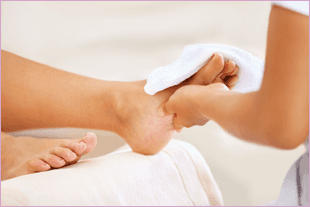 podiatrist foot care