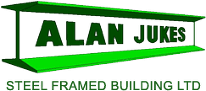 Alan Jukes Steel Frame Buildings Ltd logo