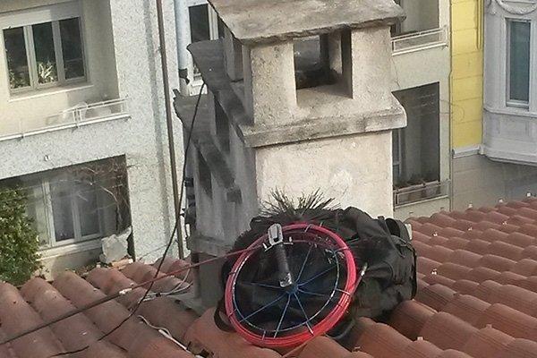 pulizia camini condominiali
