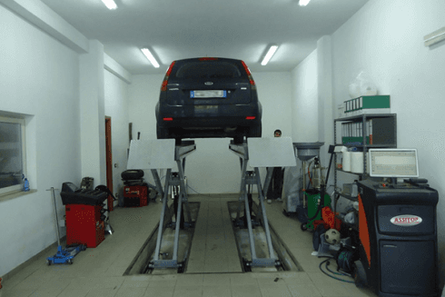 controllo funzionalità auto