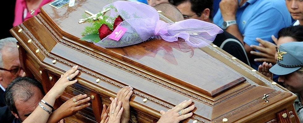 Organizzazione funerali Mittino