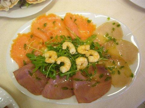 pesce marinato