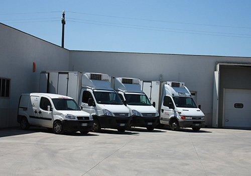 dei furgoni