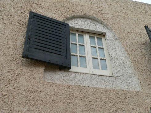 nicchia per finestra