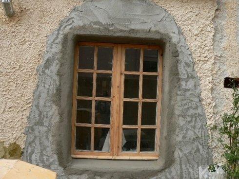 nicchia finestra