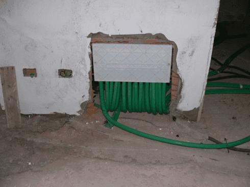 impianto acqua