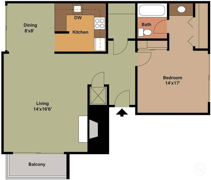 Governors Square Floor Plans