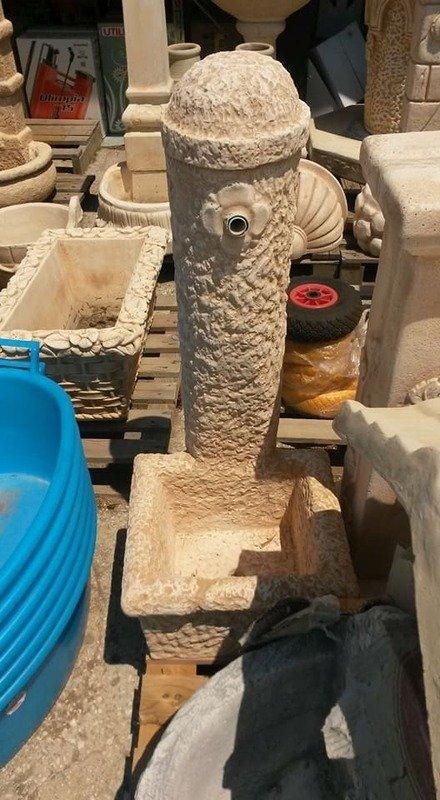 Fonti e vasi per giardino