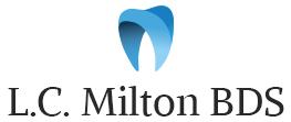 L.C. milton BDS logo
