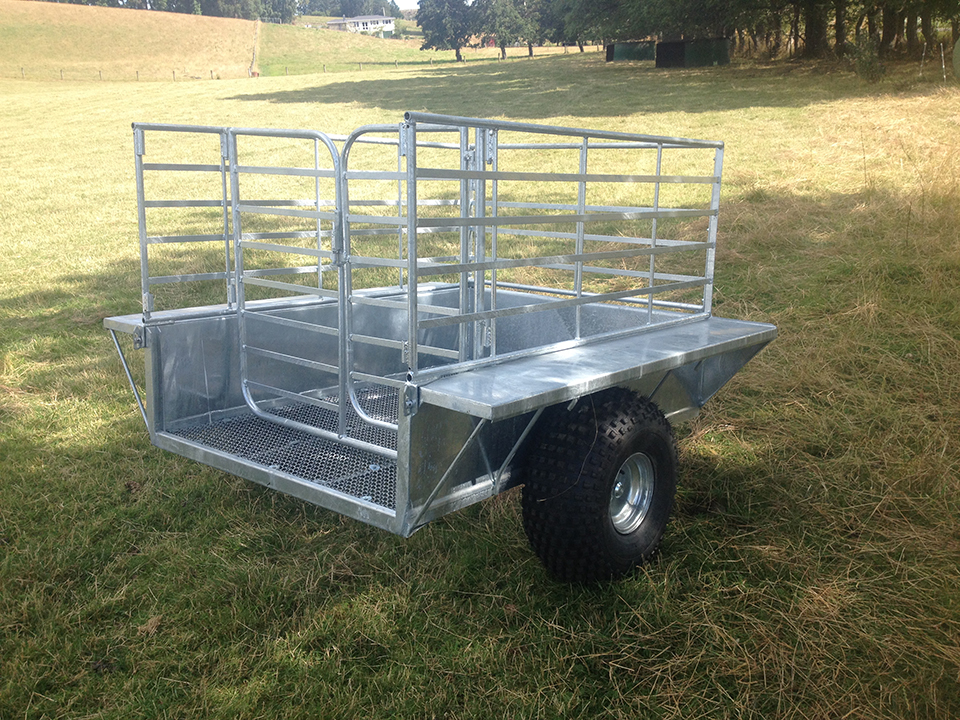 Superior quality agricultural trailer