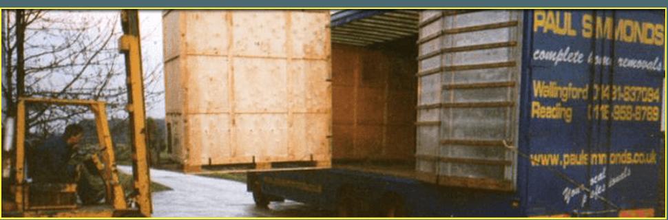 removal storage
