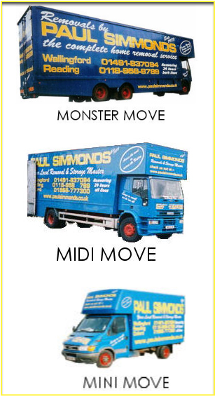 removal vehicles