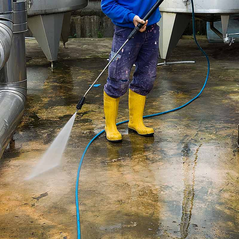 Hard Surface Cleaning Services in Canberra