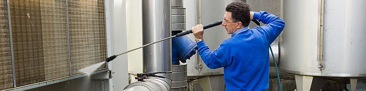 Effective High Pressure Cleaning in Canberra