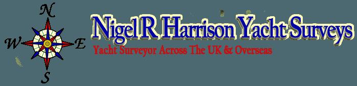 Nigel R Harrison Yacht Surveys