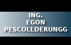 ING. EGON PESCOLLDERUNGG