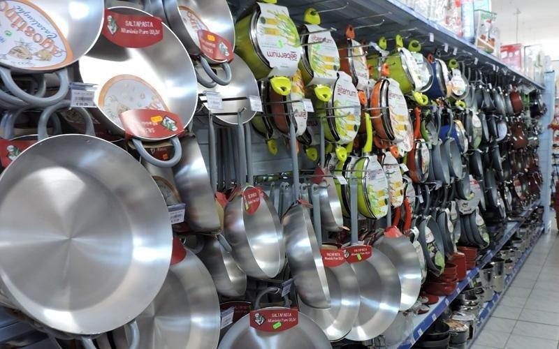 Vendita pentole e accessori per cucinare