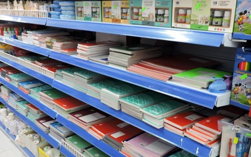 Reparto scuola e cartoleria