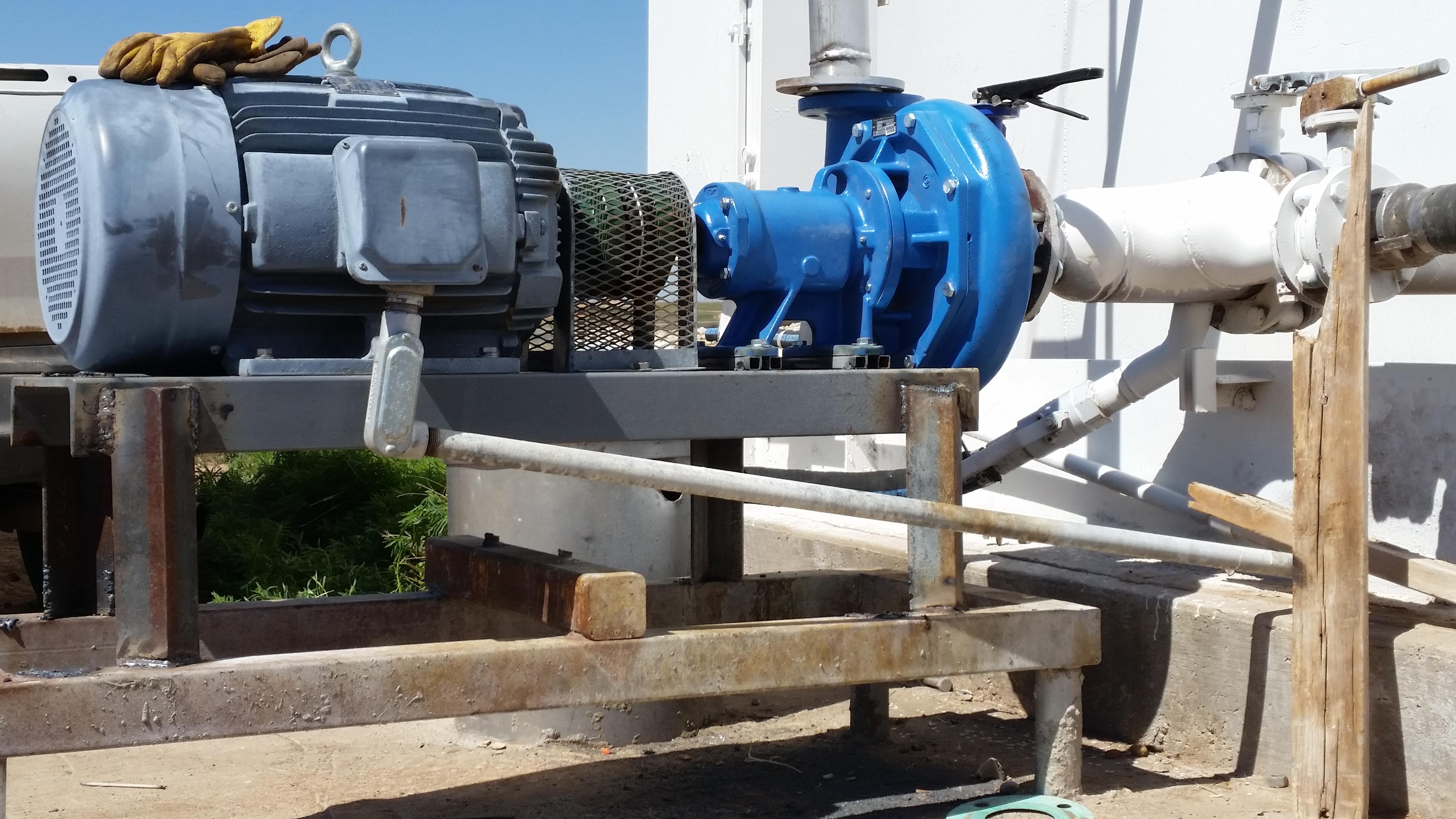 submerged pumps Plainview, TX