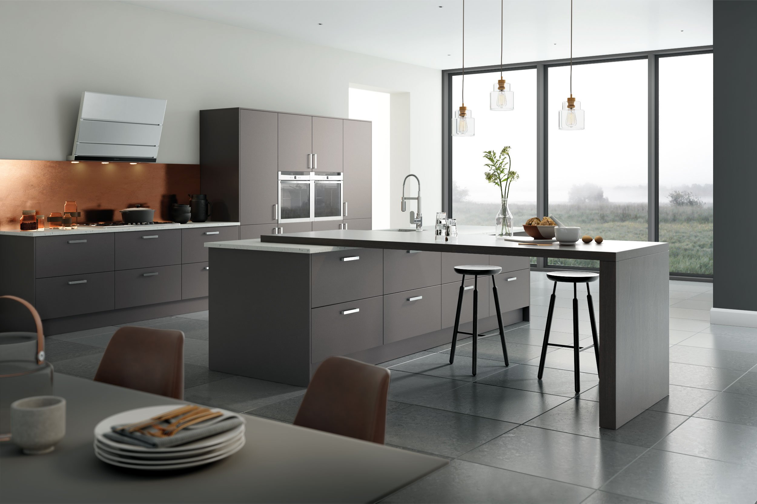 Kitchen companies sussex surrey south london quince kitchens Kitchen design companies in surrey