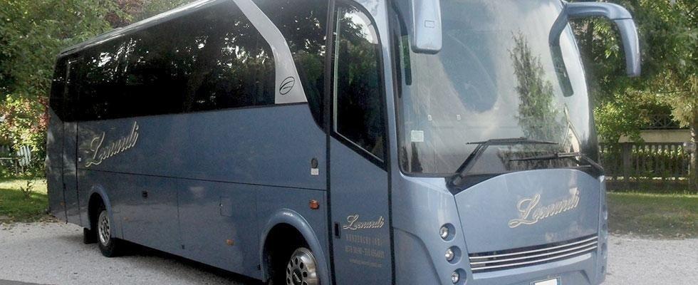 noleggio autobus grasturismo