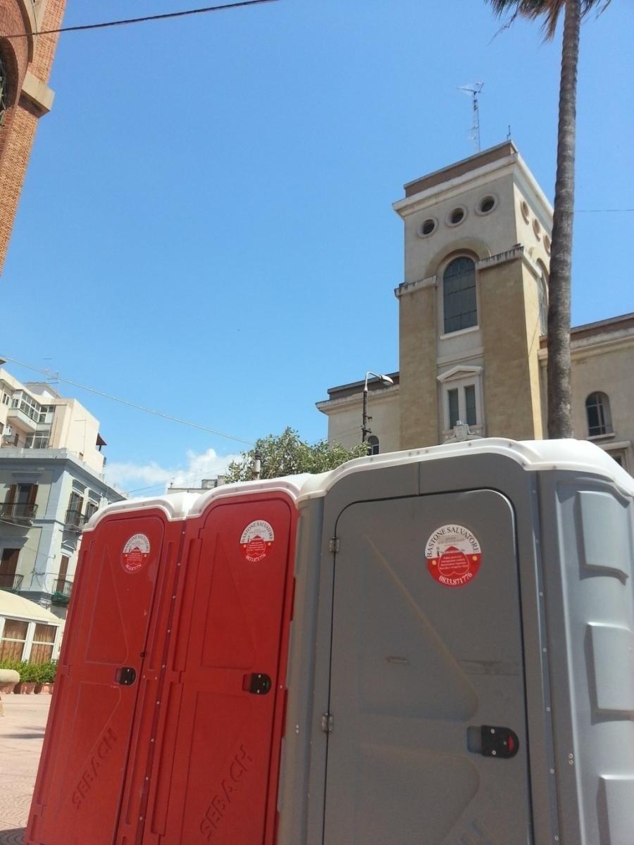 Noleggio Bagni Chimici - Lecce,Taranto,Torino - Nardò - Bastone ... : affitto bagni chimici : Bagni