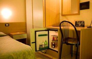 Camera singola albergo Il Gallo