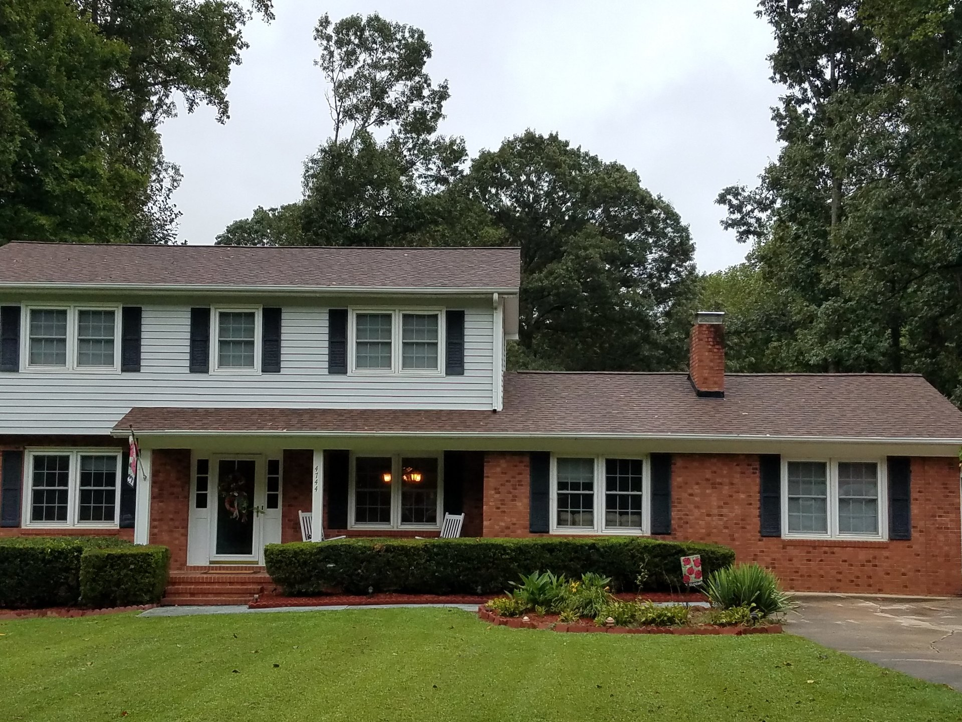 Triad roofing roof system type epdm roofing contractor for New home construction kernersville nc