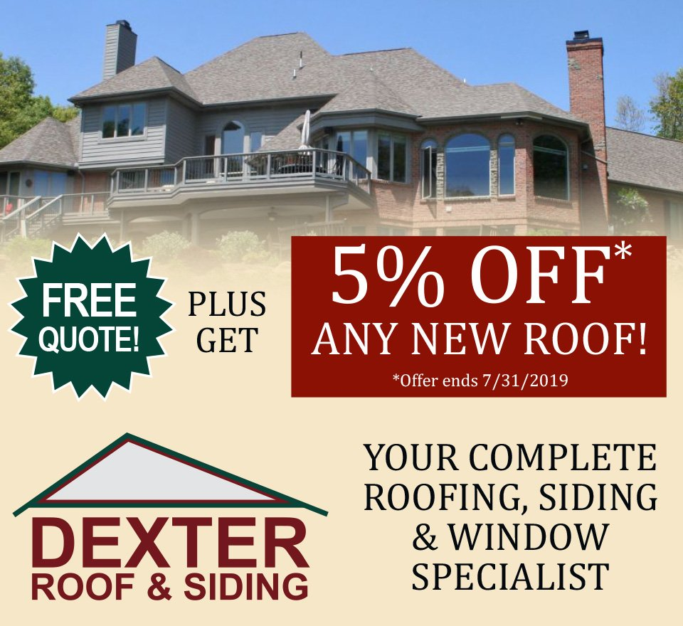 What S Happening Dexter Roof Amp Siding