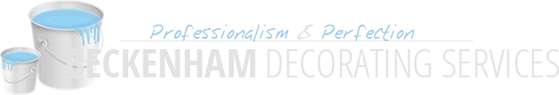 Beckenham Decorating Services logo