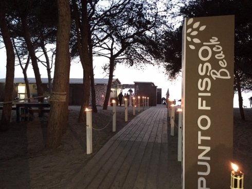 Punto fisso Beach Gallipoli