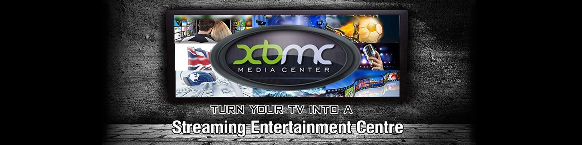 Streaming entertainment centre
