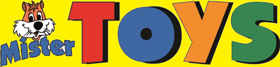 MISTER TOYS - LOGO