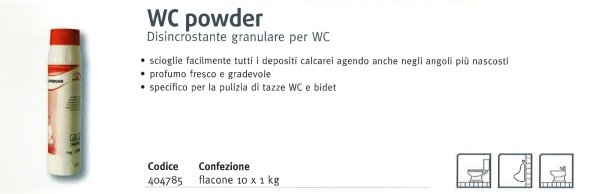 wc powered