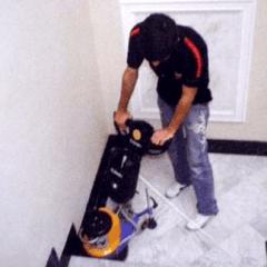 pulizia scale appartamenti