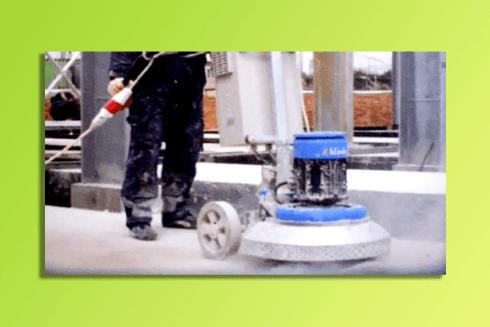 Lavaggio pavimenti industriali