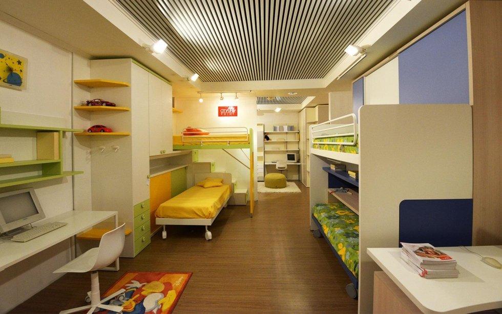 Camere per bambini e ragazzi