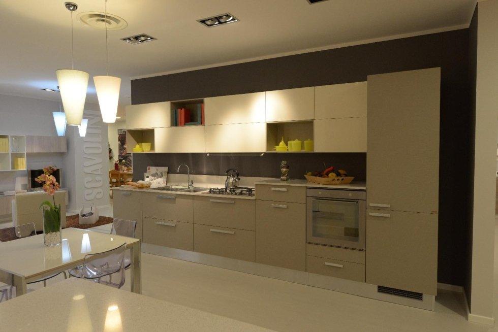 Cucina bicolore