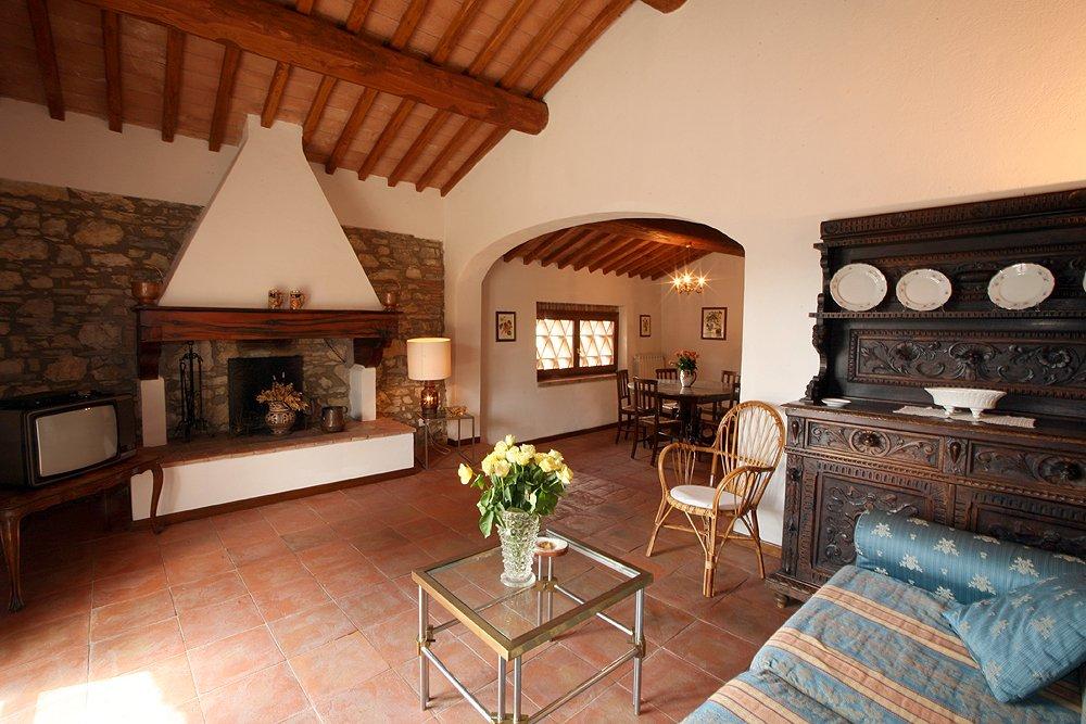Perfect tradizione e passione in puro stile toscano with for Piani di casa in stile toscano