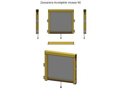 Vendita e installazione zanzariere