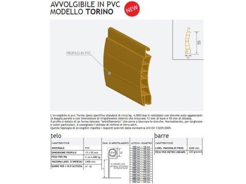 Avvolgibile Modello Torino