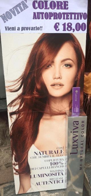 promozione tinta e colore