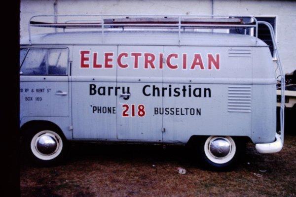 barry christian truck
